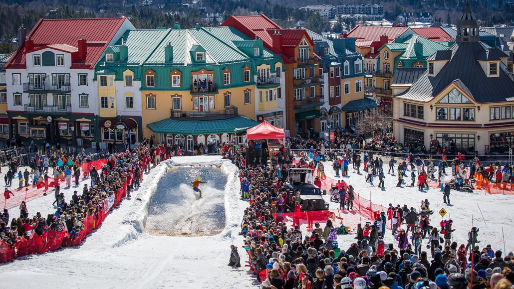 how to get to mont tremblant from toronto